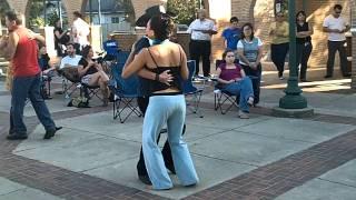 Conjunto Los Pinkys Performs w/Susan Torres for Tex-Mex Tardeadas 11.13.2011