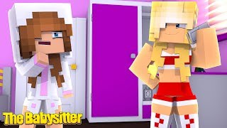BABY ELLIE GETS A NEW BABYSITTER! | Minecraft The Babysitter | Little Kelly