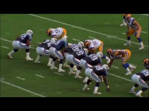 Tennessee Titans Flashback | Titans VS Rams 1999 Regular Season