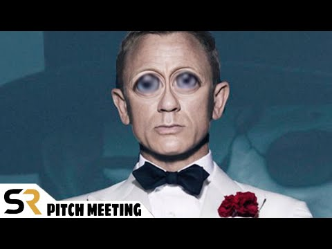 James Bond: Spectre Pitch Meeting