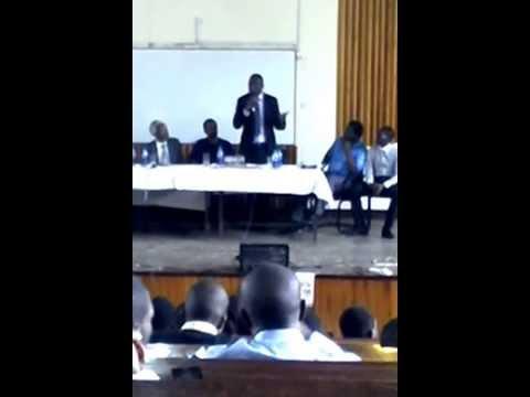 PAN AFRICANISM: WHICH WAY AFRICA Guest Speakers: FLORENCE JAOKO, BETHUEL KIPLAGAT, PAUL MUITE et al