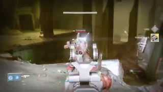 Destiny - Cabal Centurion Farming - Hakke Test-A Sniper Rifle (Field Test Weapon - Dreadnaught)