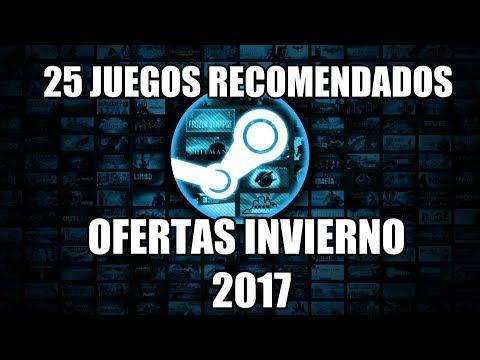 OFERTAS DE NAVIDAD EN STEAM 2017 - 25 Juegos Que Recomiendo