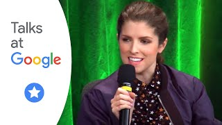 anna kendrick scrappy little nobody talks at google