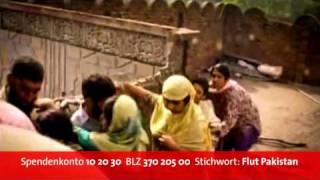 Flut Pakistan: Spenden und helfen!