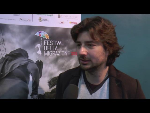 Festival della migrazione 2016 - intervista a Jacopo Storni