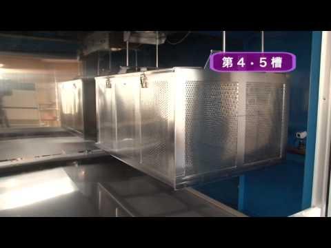 金属の脱脂洗浄技術