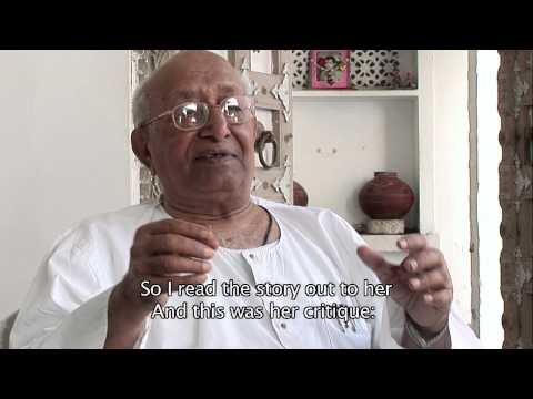 "Vijaydan Detha - Interview in the documentary ""Partners in Crime"""