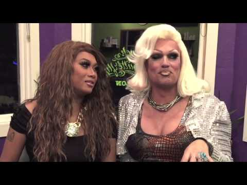 Pollo Del Mar Interviews Jujubee, RuPaul's Drag Race Favorite