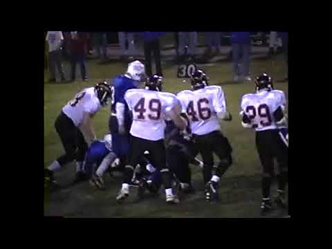 NCC -  North Stars - Syracuse Football  - 1995