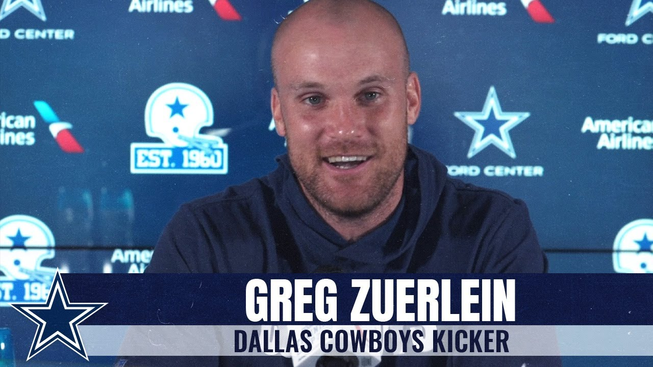 Cowboys kicker Greg Zuerlein on misses: 'No excuses ... If I did my ...