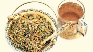 Монастырский чай для лечения остеохондроза