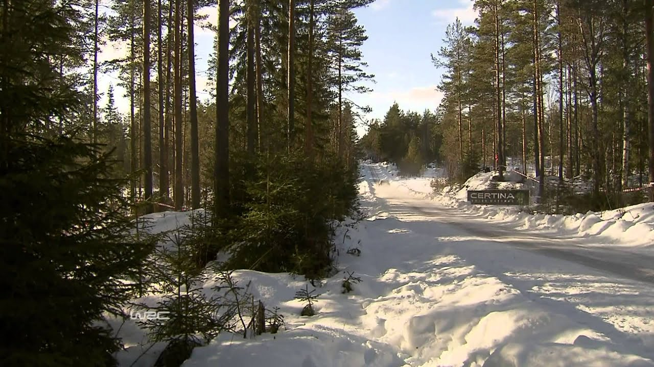 WRC Rally Sweden 2015: Stages 15 - 18