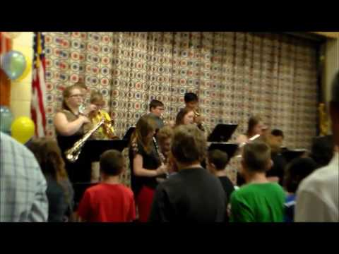 National Anthem - Summitview Elementary School Graduation
