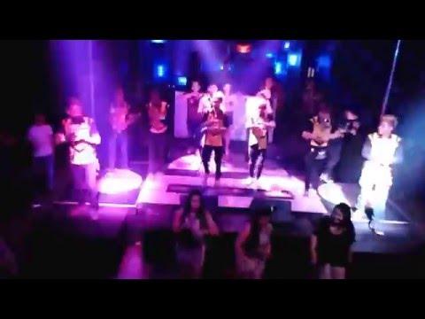 BLUE ANGELS CLUB DANCE STAFF
