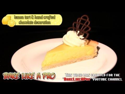 Tarte au citron recipe / Lemon Tart Recipe