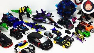 Black Color Transformers Nemesis Prime Bumblebee Truck Dinobot 25 Vehicle Transformation Robot Car