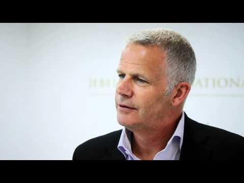 David Thompson, Regional General Manager, Jebel Ali International Hotels @ ATM 2012