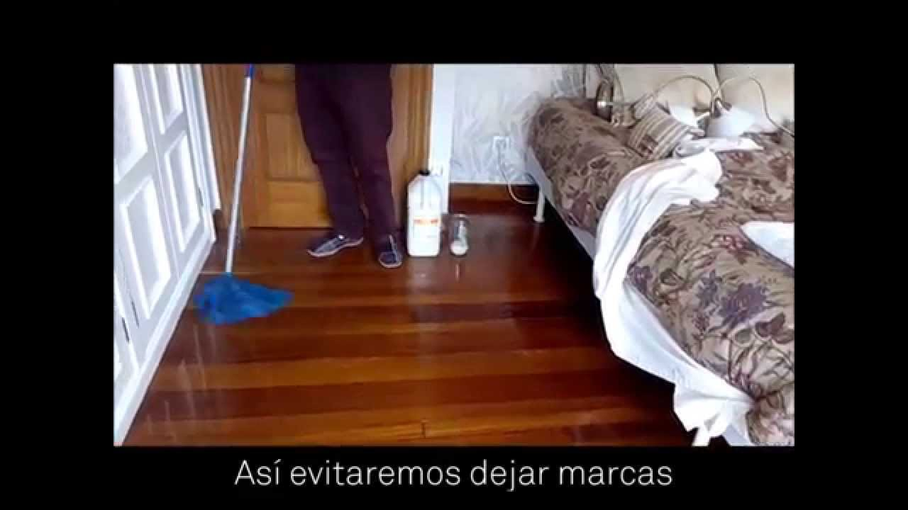 Como Limpiar Un Suelo De Madera Top View Of Cleaning Of Wood  ~ Trucos Para Limpiar Suelos Porosos