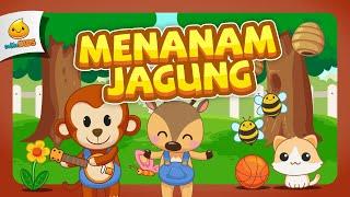 Menanam Jagung | Lagu Anak Indonesia