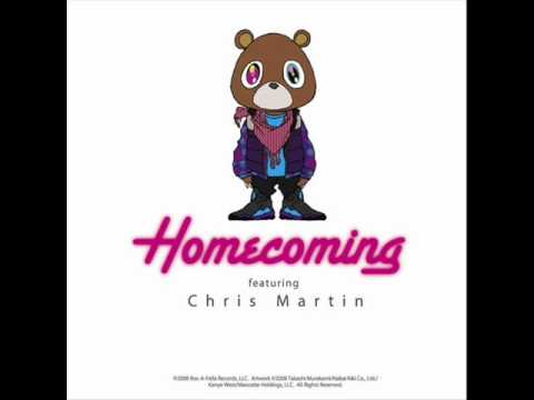 Kanye West Feat Chris Martin - Homecoming.