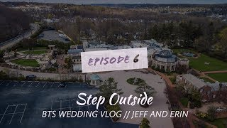 Our First Wedding Film Engagement Shoot //Jeff and Erin Wedding -  BTS Vlog Ep 6