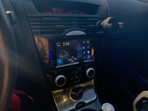 Double Din Install On The RX8!!! (pioneer 15500-NEX)