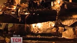 Видео с места катастрофы самолета под Донецком(UA - З'явилось перше відео з місця катастрофи під Донецьком. У жахливій катастрофі літака під Донецьком загин..., 2013-02-14T10:30:37.000Z)