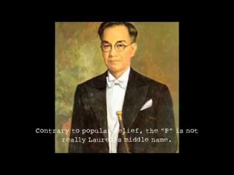 11 Facts about Jose P. Laurel