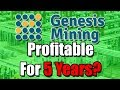 Genesis Mining Profitable For The Next 5 Years?