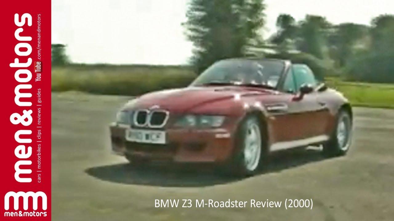 BMW Z MRoadster Review YouTube - 2000 bmw z3 m roadster
