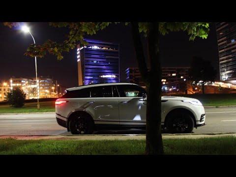 Range Rover Velar Тест Драйв