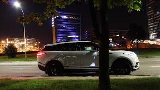 видео Range Rover Velar 2018 - фото, цена, характеристики нового Рендж Ровер Велар 2017