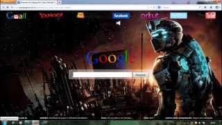 Como colocar Papel de parede no Mozilla Firefox