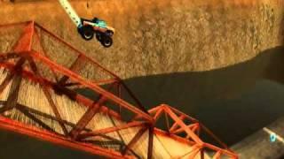 Monster Trucks Nitro Game Trailer