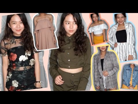 TRY-ON CLOTHING HAUL | Philippines 7