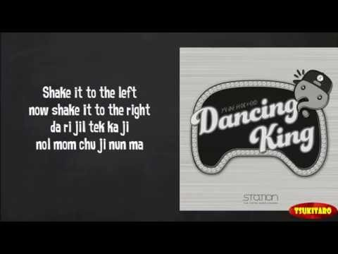 Yu Jae Suk X EXO - Dancing King Lyrics (easy lyrics)