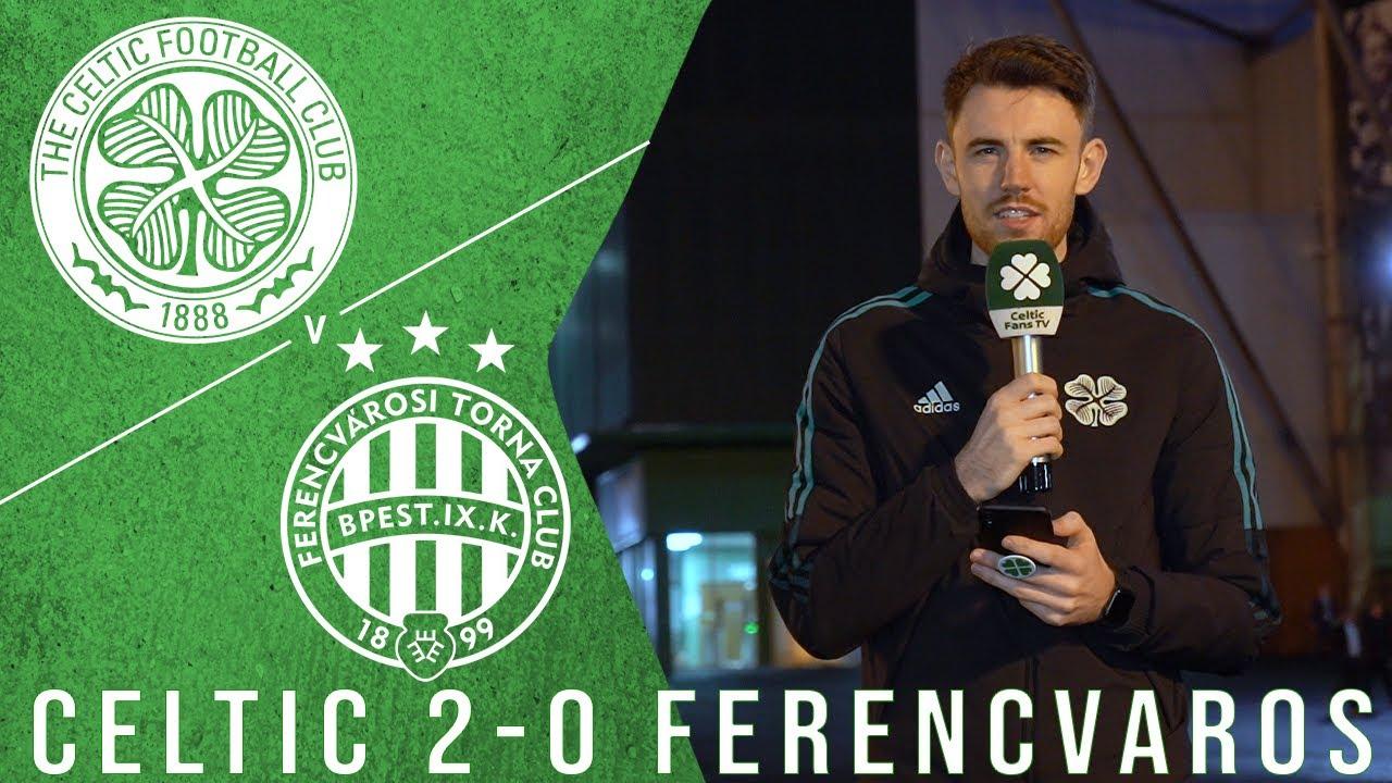 Celtic 2-0 Ferencvaros | Twitter Reaction