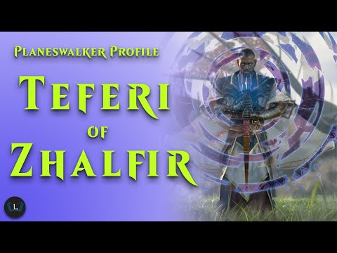 Planeswalker Profile: Teferi