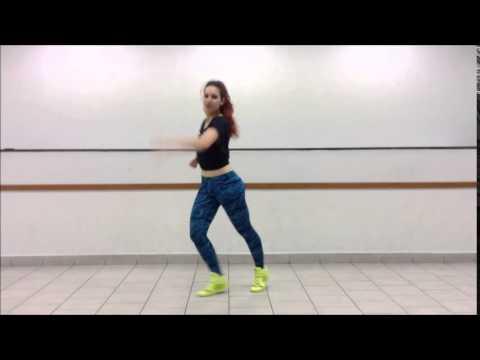 ZUMBA HIGH BY FRANCESCA MARIA CHOREOGRAPHY BY MARICA BODI ...
