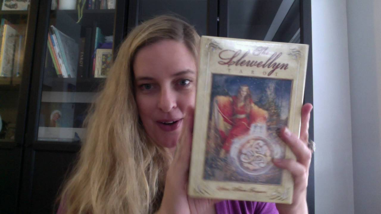 Tarot of the Old Path and Llewellyn Tarot Unboxing Video