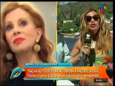 Flor de la Ve despedazó a Nacha Guevara: Hizo cosas que son para tirar a la basura