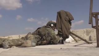 РУССКИЙ СПЕЦНАЗ ГАСИТ БАРМАЛЕЕВ   ирак сирия сегодня последние новости ссо россии в сирии алеппо бои