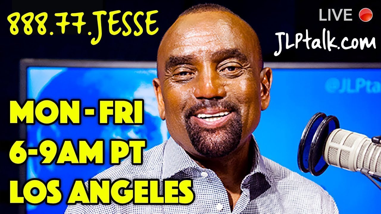 Jesse Lee Peterson Thu, Jul 18 - Call-in: 888-77-JESSE, live 6-9 AM PT (Los Angeles)