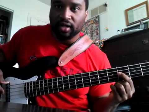 Hez Walker Bass Lesson: Every Praise - YouTube