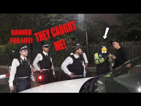 **THEY CAUGHT ME** I GOT BANNED FOR LIFE!