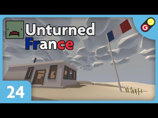 Unturned - Les (re)rescapés #24 On découvre le Mont Blanc ! [FR]