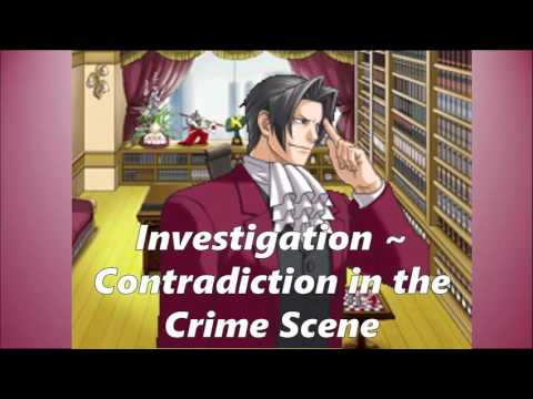Ace Attorney Investigations ~ Arranged Soundtrack
