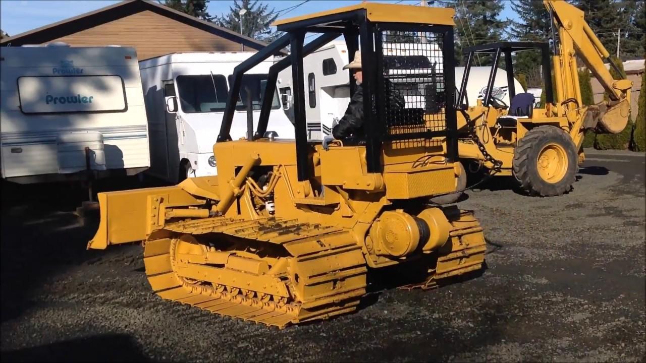 Case 350 Restoration Project