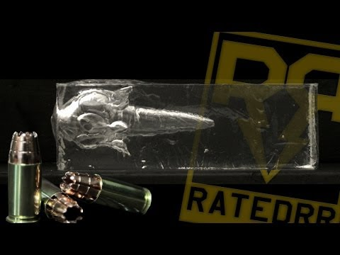 RIP Ammunition - High Speed Slow Motion Tests